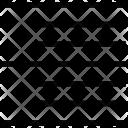 Right Alignment Tool Icon