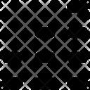 Ui Alignment Center Icon