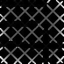 Alignment Plus Layout Icon