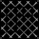 Alignment Align Right Icon