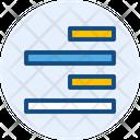 Alignment Right Icon