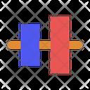 Alignment Vertical Align Alignment Icon