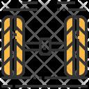 Aliment Wheel Automobile Icon