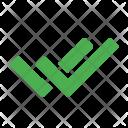 All Done Checkmark Icon
