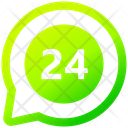 All Day Service Icon