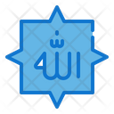 Allah Ramadan Rug Icon