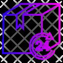 Allday Box Delivery Icon
