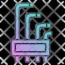 Tools Hex Key Icon