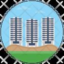 Allendale Square Icon