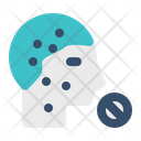Head Disease Allergy Icon
