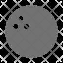 Alley Ball Bowl Icon