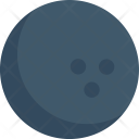 Alley Ball Bowling Icon