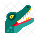 Alligator Animal Icon