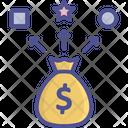 Allocate Icon