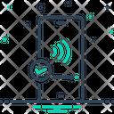 Allow Permit Grant Icon