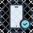 Allowed Grant Permit Icon