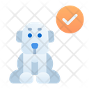 Allowed With Pets Icon