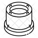 Alloy Material Icon
