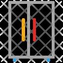 Almirah Cabinet Closet Icon