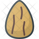 Almond Nut Healt Icon