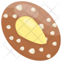 Almond Cookie Chip Icon