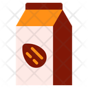 Almond Milk Almond Milk Icon