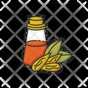 Almond Oil Icon