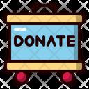 Donate Donation Alms Icon