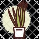 Aloe Pot Icon