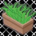 Aloe Vera Pot Plant Nature Icon