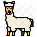 Alpaca Pet Kingdom Icon