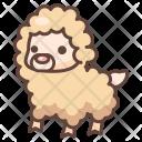 Alpaca Animal Wild Icon