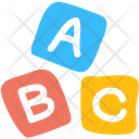 Alphabet Baby Toys Learning Toys Icon