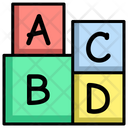 Alphabet Abc Symbol Icon