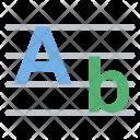 Alphabet English Language Icon