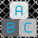 Alphabet Letter Symbol Icon