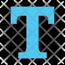 Alphabet Design Font Icon