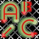 Alphabet Education Language Icon