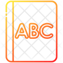 Alphabet Book Letter Icon