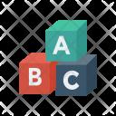 Alphabet Icon