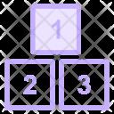 Alphabet Child Education Icon