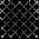 Blocks Alphabet Child Icon