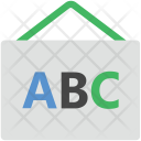 Alphabet Board Icon