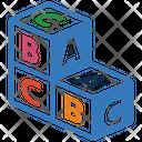 Abc Alphabet Letter Icon