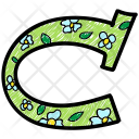 Alphabet Letter C Icon