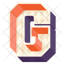 G Letter Capital Icon