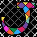 Alphabet Letter J Icon
