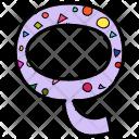 Alphabet Letter Q Icon