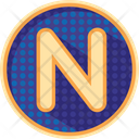 Alphabet n Icon