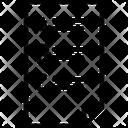 Alphabet Sheet Icon